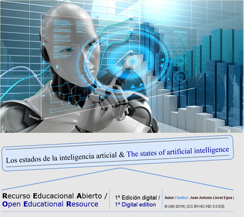 Los estados de la inteligencia artificial (IA) / The states of artificial intelligence (AI)